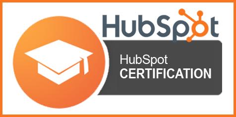 HubSpot Certificates