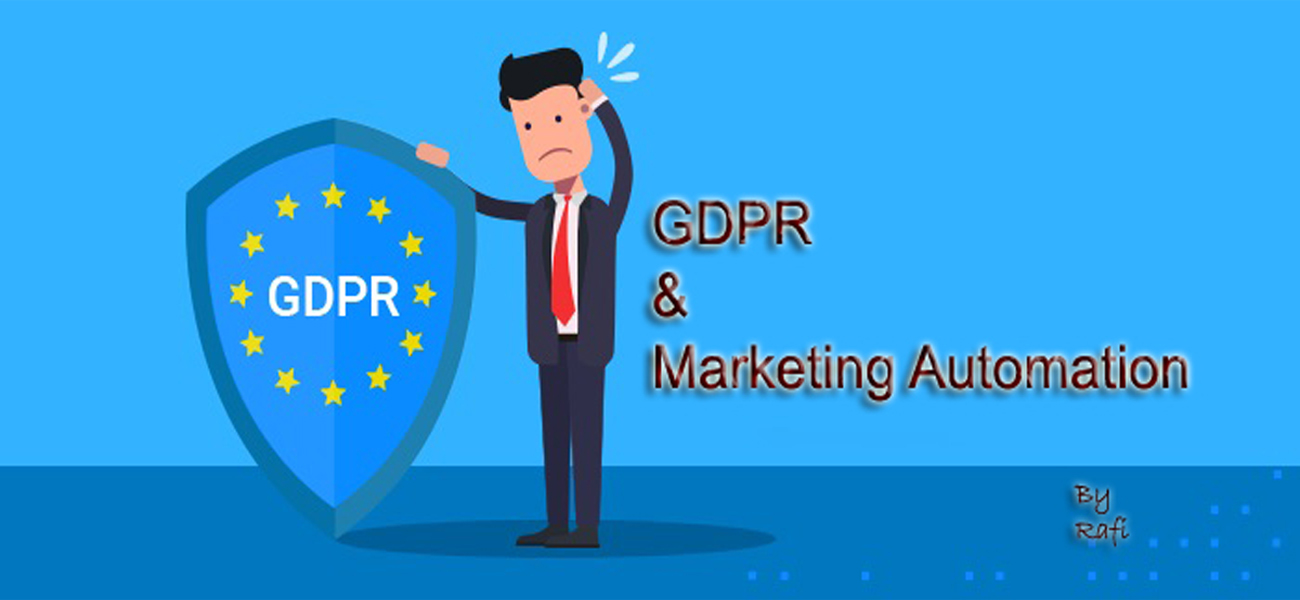 GDPR and Marketing Automation